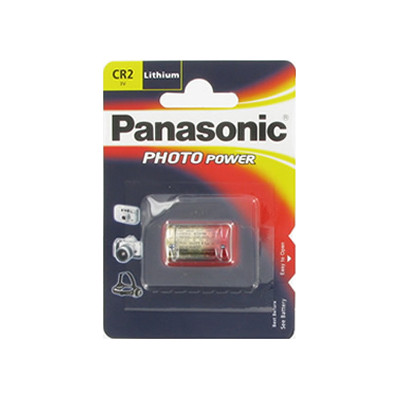 Bateria Panasonic CR2 3,0V