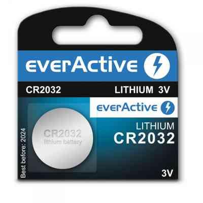 Bateria everActive CR2032