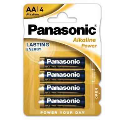 Bateria Panasonic LR6/AA alkaliczna